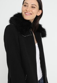 Desigual - COLLIN - Halflange jas - black - 4