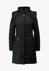 Desigual - PADDED LEICESTER - Zimní kabát - black - 11