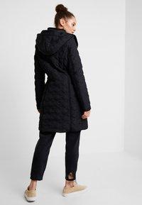 Desigual - PADDED LEICESTER - Zimní kabát - black - 3
