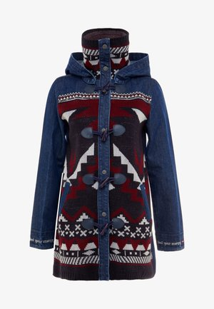 CHAQ NAVAI - Manteau court - denim dark blue