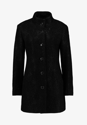 ABRIG SIMONE - Cappotto classico - black