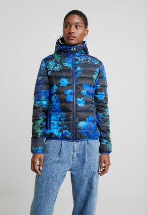 PADDED - Lehká bunda - azul agata