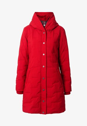 BERKELY - Abrigo de invierno - red