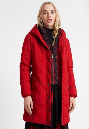 BERKELY - Winter coat - red