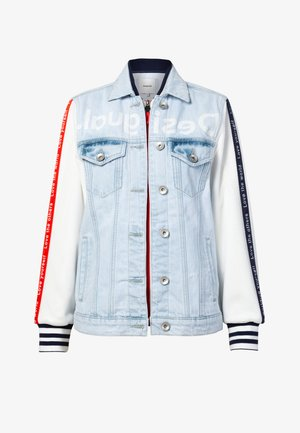 COURI - Denim jacket - blue