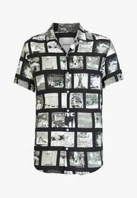 Desigual - CAM_GABRIEL - Camisa - black - 4