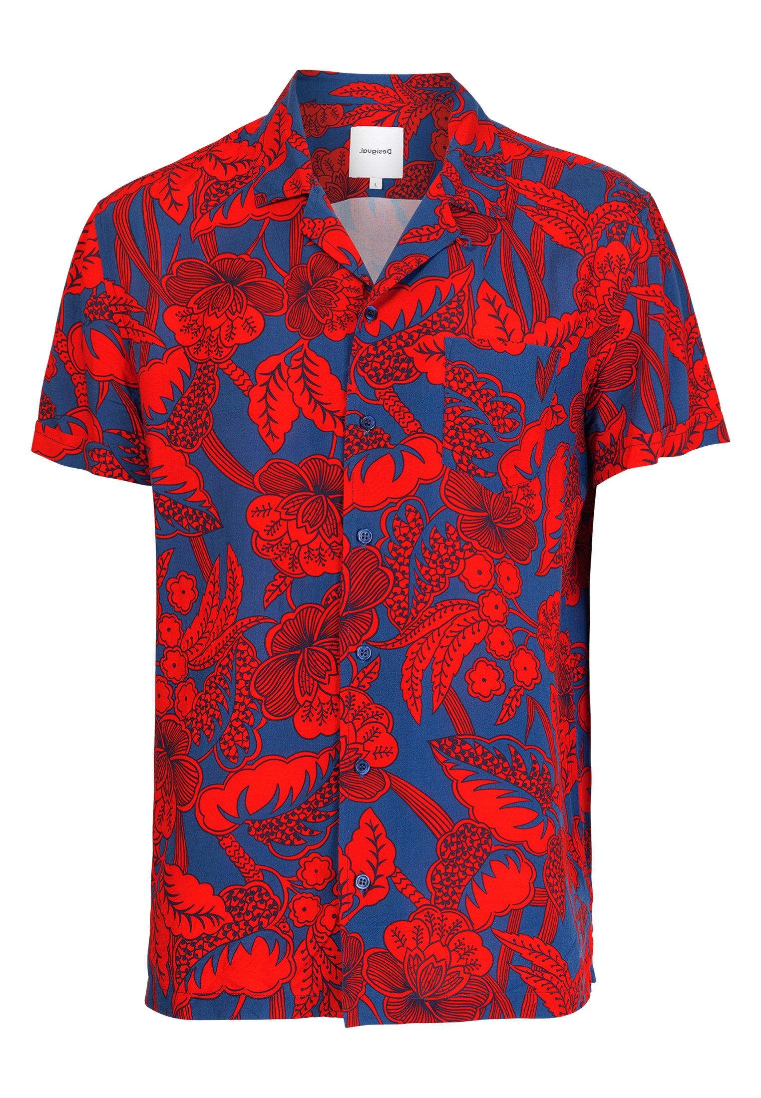 Desigual Cam_finn - Skjorta Red