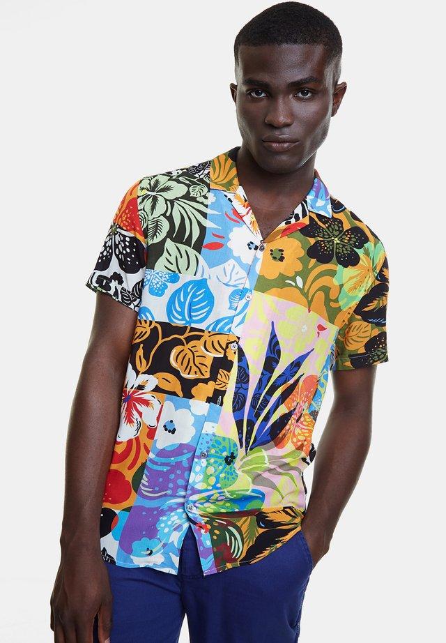 CAM CORON - Overhemd - multicolor