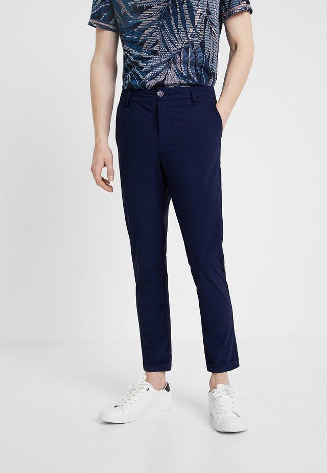 PANT_MANUEL - Pantaloni - blue