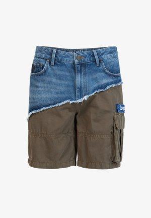 DENIM ASUTIN - Jeans Shorts - blue