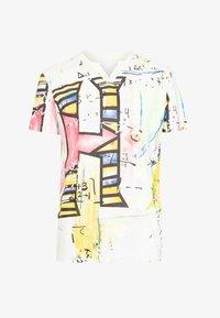 Desigual - Camiseta estampada - white - 4