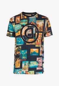 Desigual - TS_LOGAN - T-Shirt print - black - 4
