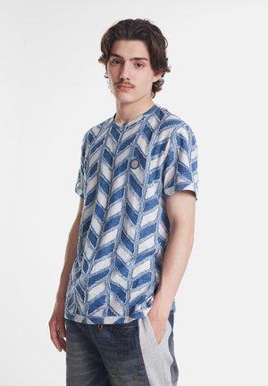 TS_KELLY - T-shirt print - white