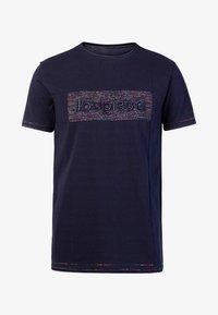 Desigual - TS_KEANE - Camiseta estampada - blue - 4