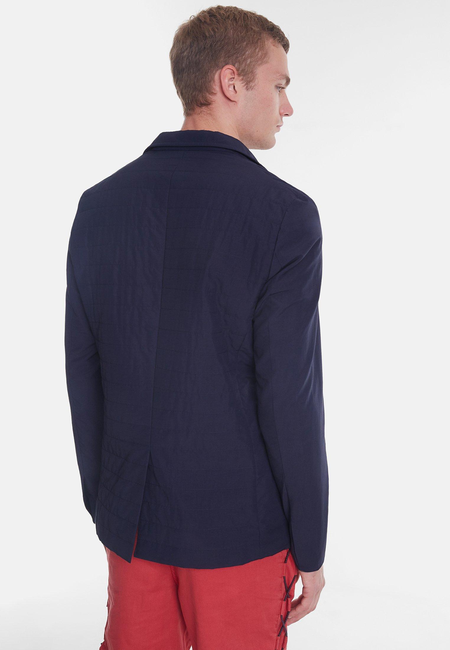 Desigual AME ADLER - Blazer - blue