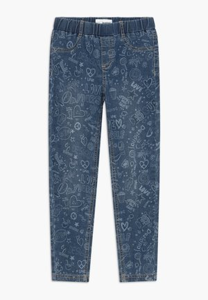 GOMEZ - Jegging - blue denim