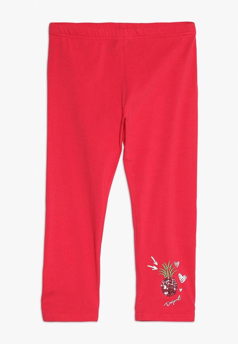Desigual - CROSS - Legging - pink