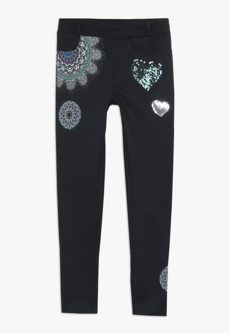 Desigual - SIGLOS - Trousers - navy