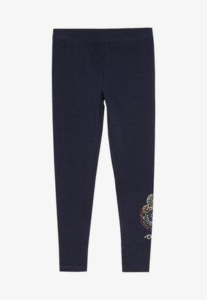 LEGGING SOCRATES - Leggings - Trousers - navy