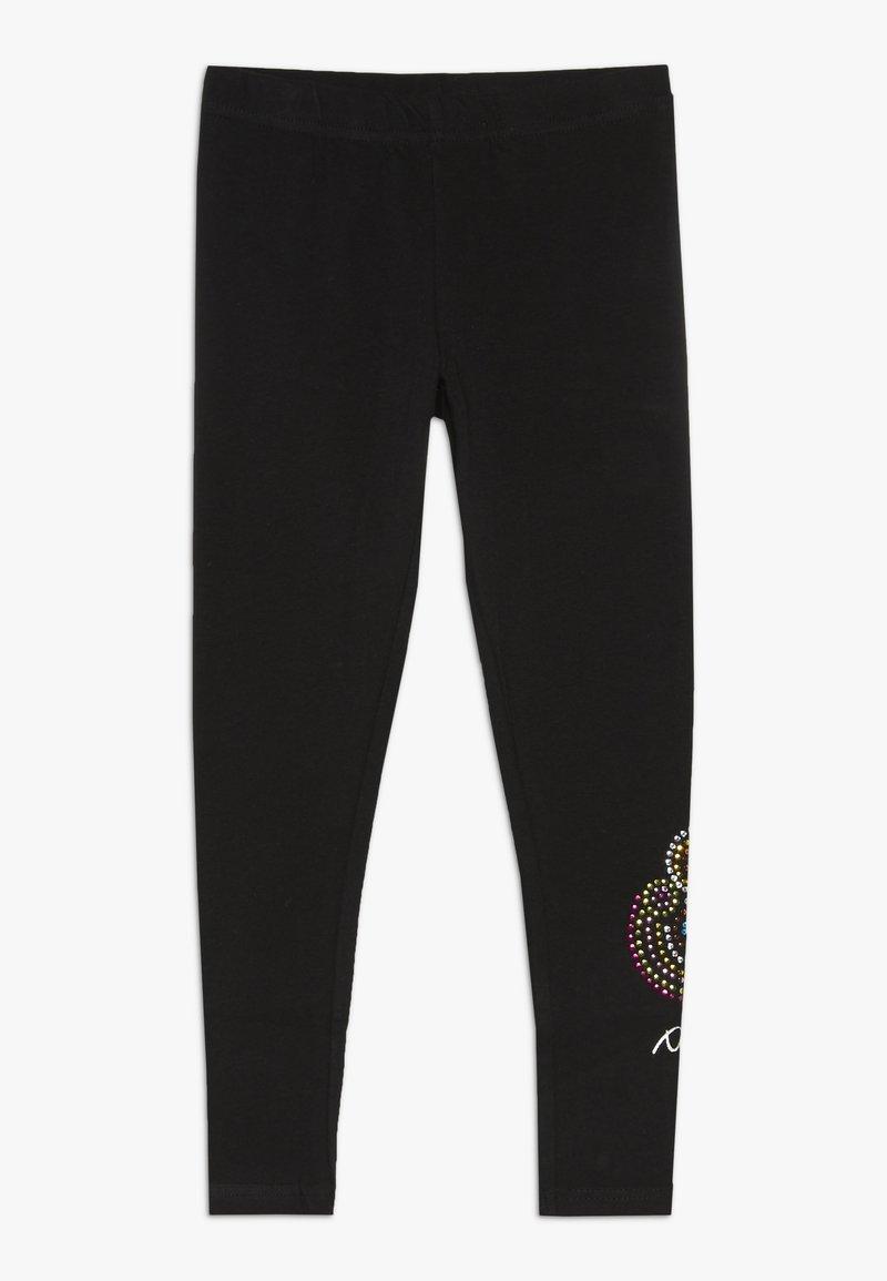 Desigual - LEGGING SOCRATES - Leggings - Trousers - black