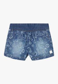 Desigual - MARTIN - Denim shorts - vaquero - 1