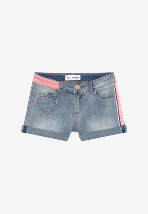 RODRIGUEZ - Denim shorts - blue denim