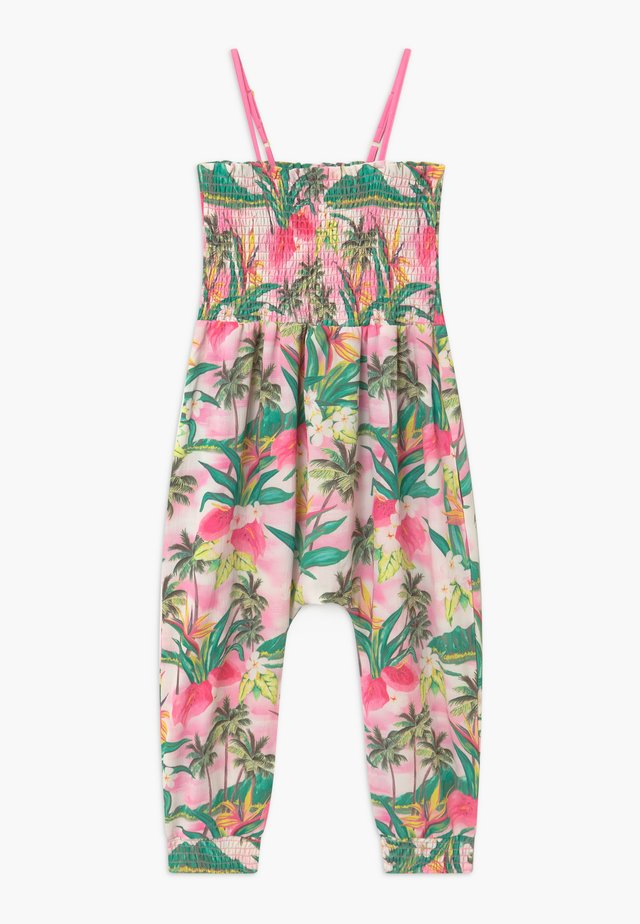 MELÓN - Tuta jumpsuit - rosa helado