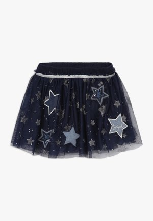 STAR - Minifalda - navy