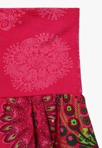 Desigual - FAL GALACTIC - A-line skirt - fuchsia rose - 3