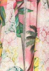 Desigual - BISMARCK - A-line skirt - rosa palido - 3