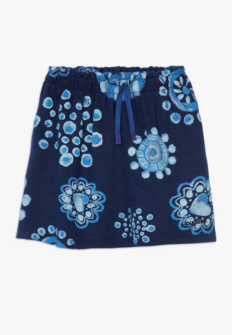Desigual - DOVER - A-line skirt - navy