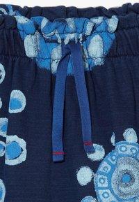 Desigual - DOVER - A-line skirt - navy - 4