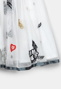 Desigual - HARTFORD - Pleated skirt - white - 5