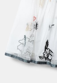Desigual - HARTFORD - Pleated skirt - white - 3