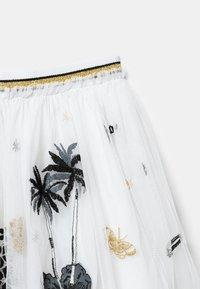 Desigual - HARTFORD - Pleated skirt - white - 4