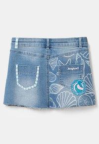 Desigual - COLUMBIA - Denim skirt - blue - 2