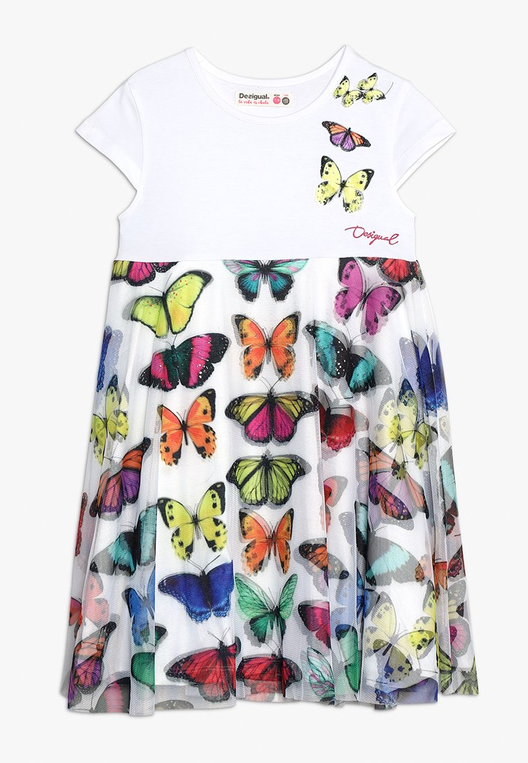 Desigual - YAMENA - Day dress - white