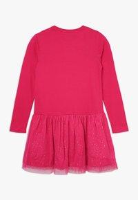 Desigual - VEST AGUASCALIENTES - Jersey dress - fuchsia rose - 1