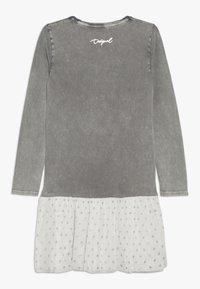 Desigual - ENSENADA - Žerzejové šaty - glaciar grey - 1
