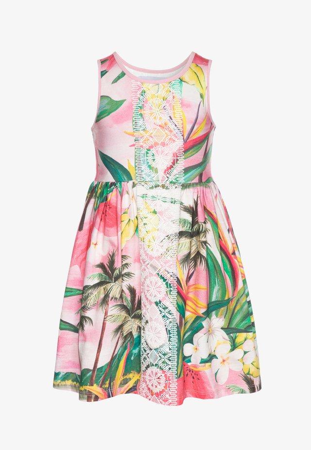 MORELIA - Sukienka z dżerseju - rosa palido