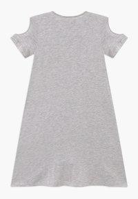 Desigual - EMMA - Robe en jersey - gris vigore medio - 1