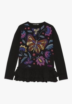 PENSILVANIA - Långärmad tröja - black