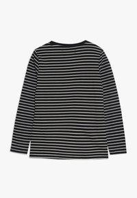 Desigual - RHODE ISLAND - Bluzka z długim rękawem - black - 1