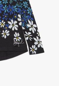 Desigual - BIRMINGHAM - Maglietta a manica lunga - black - 3