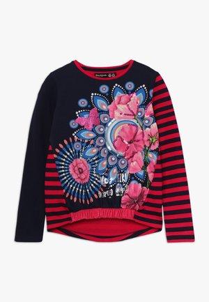BATONROUGE - Långärmad tröja - fuchsia rose