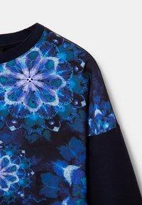 Desigual - T-shirt à manches longues - blue - 3