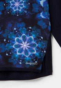 Desigual - T-shirt à manches longues - blue - 4