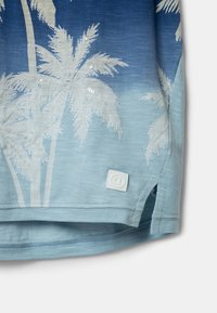 Desigual - EASTBOURNE - T-shirt print - blue - 3