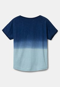 Desigual - EASTBOURNE - T-shirt print - blue - 1