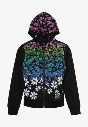 IOWA - veste en sweat zippée - black